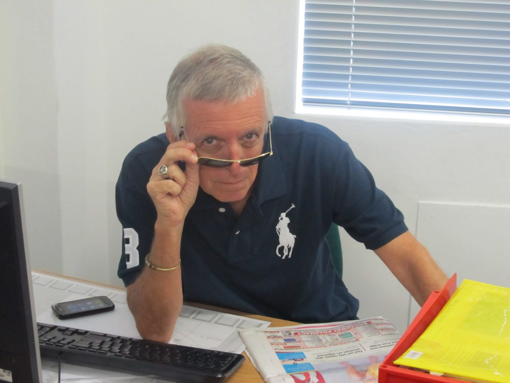 Spike Farrell has started a bi-weekly column for Northglen News.