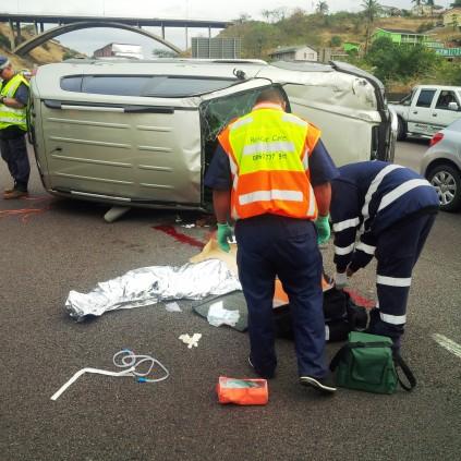 Young boy dies in Umgeni Road crash | Northglen News