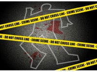 Communities are being urged not to interfere with crime scenes.