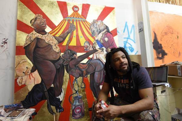New Jacob Zuma painting creates controversy   Northglen News