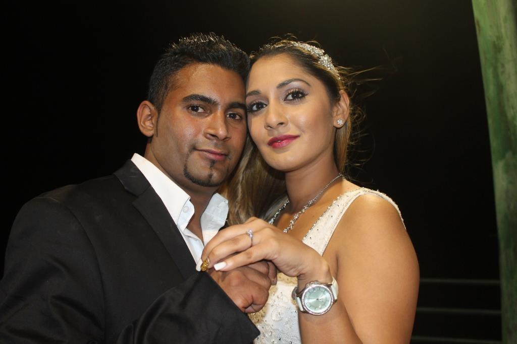 Umhlanga pier wedding