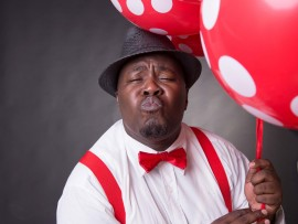 Actor Bongani Mbatha stars in Sweetie Darling.