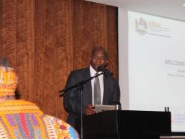 eThekwini Mayor, James Nxumalo.