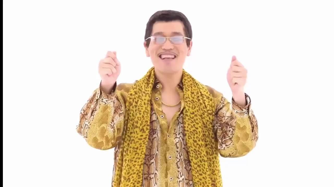 'Pen Pineapple Apple Pen' (PPAP) Song Trends Online!