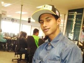 Waseem Adam before the tragic accident. Photo: Facebook.