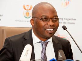 Minister Micahel Masutha. PHOTO: SA Breaking News