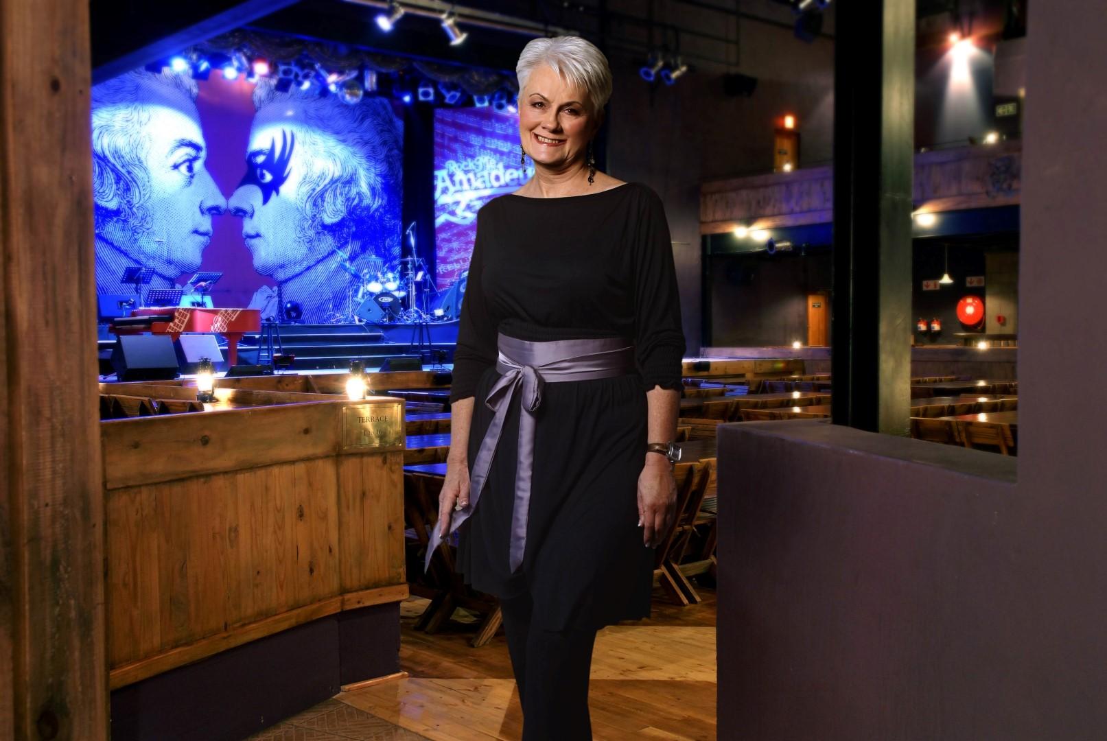 The Barnyard owner, Debbie Davidson.