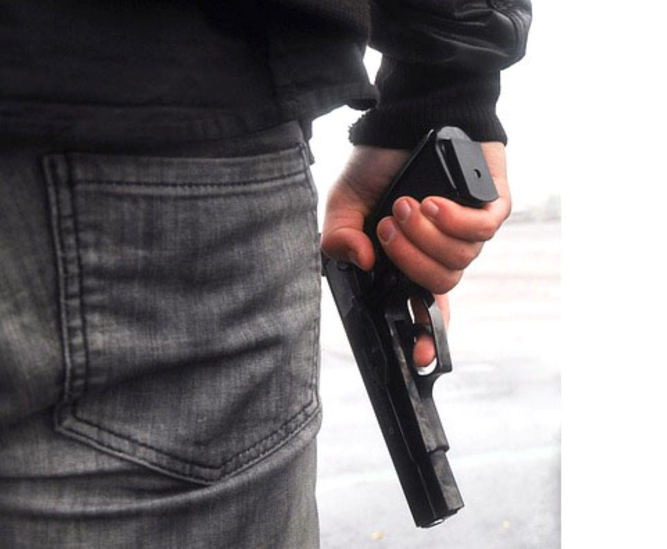 Police are investigating an armed robbery at Petroport