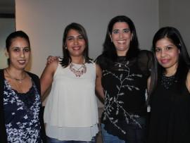 Nerisha Naidoo, Candice Padayachee, Lee-Anne Stewart and Terry-lisa Hadden.