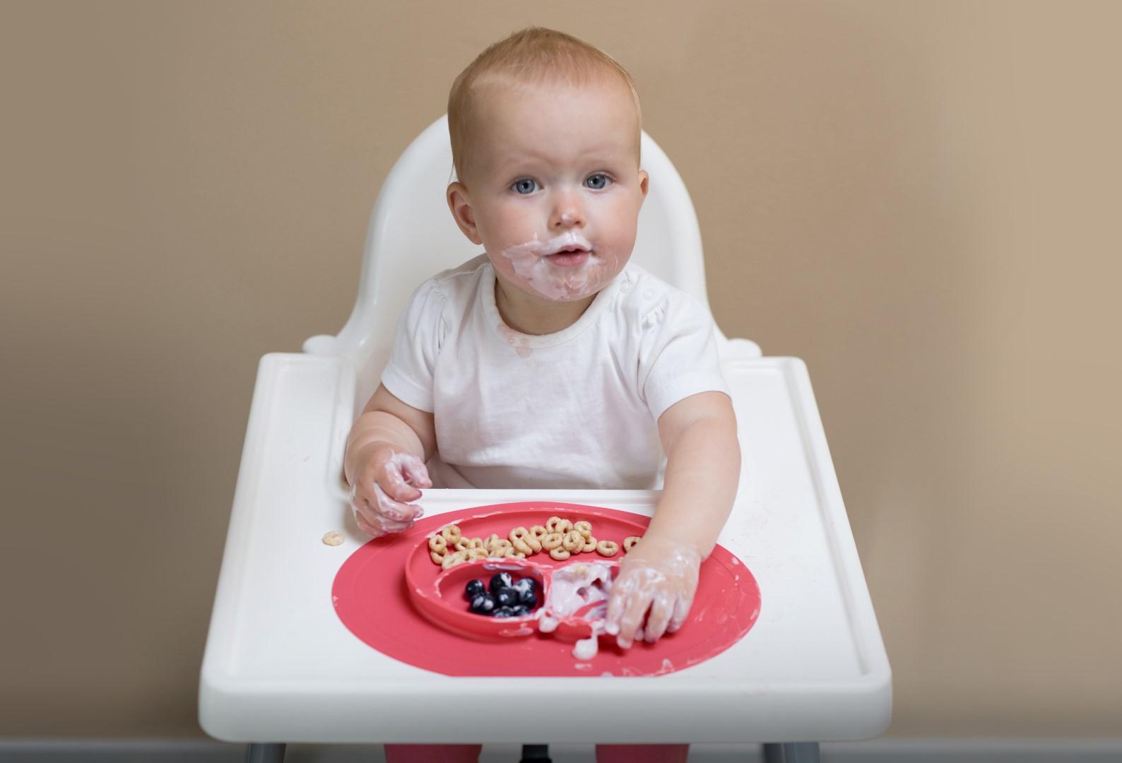 Watch Unspillable Kid S Plate A Hit Northglen News