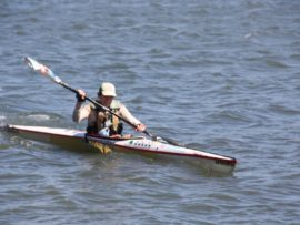 Some paddlers said this year's Dusi was the toughest by far.