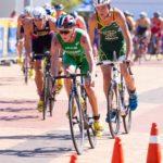 Durban North triathlete Henri Schoeman, finished 11th at the Super League Triathlon on Hamilton Island in Australia. PHOTO: Beadlephoto.com