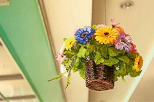 41451174 - colorful decoration artificial flower