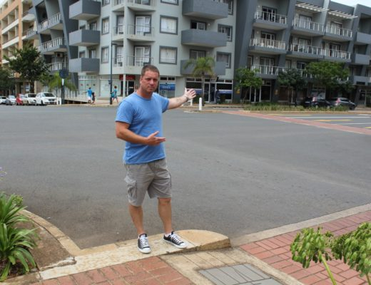 uMhlanga ward councillor, Heinz de Boer, said the closure of Millennium Boulevard, was to monitor how traffic was affected in the area following a spate of accidents on the busy road.