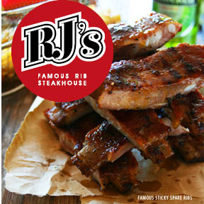 RJ's Durban North  Tel: 031 563 3911