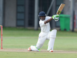 Young Northwood star Andile Mokgakane has been included in the South Africa Under-19 squad to play against the West Indies in a Youth One-Day International series from 9-19 July. PHOTO: Hollywoodbets Dolphins