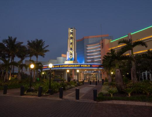 Suncoast Casino and Entertainment World.