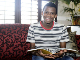 Mfundo Radebe, a former Crawford College La Lucia pupil who hailed from Umlazi said his dream is to develop an organisation similar to the Bill and Melinda Gates Foundation.