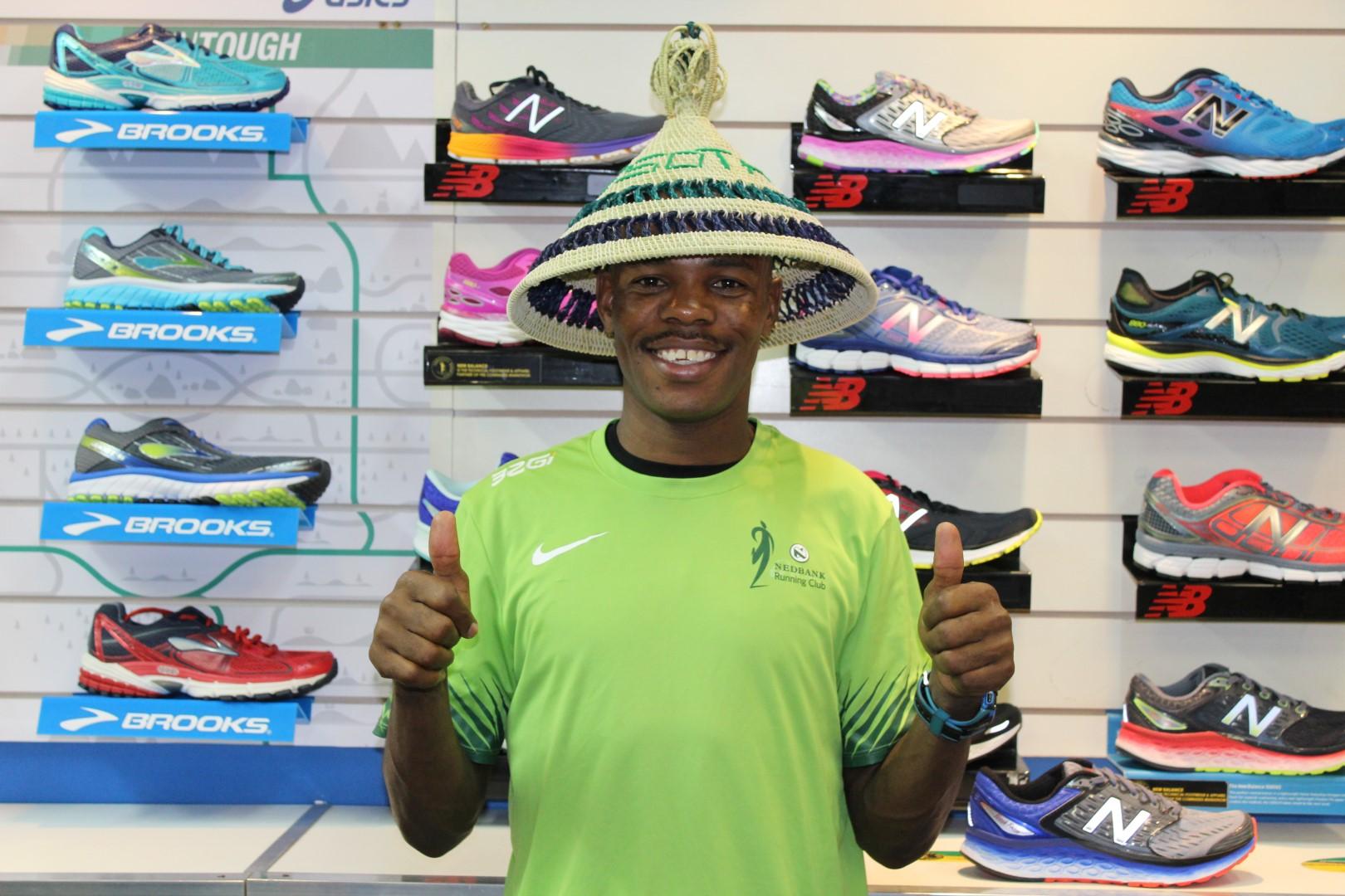 Bongmusa Mthembu: From bricklayer to Comrades glory