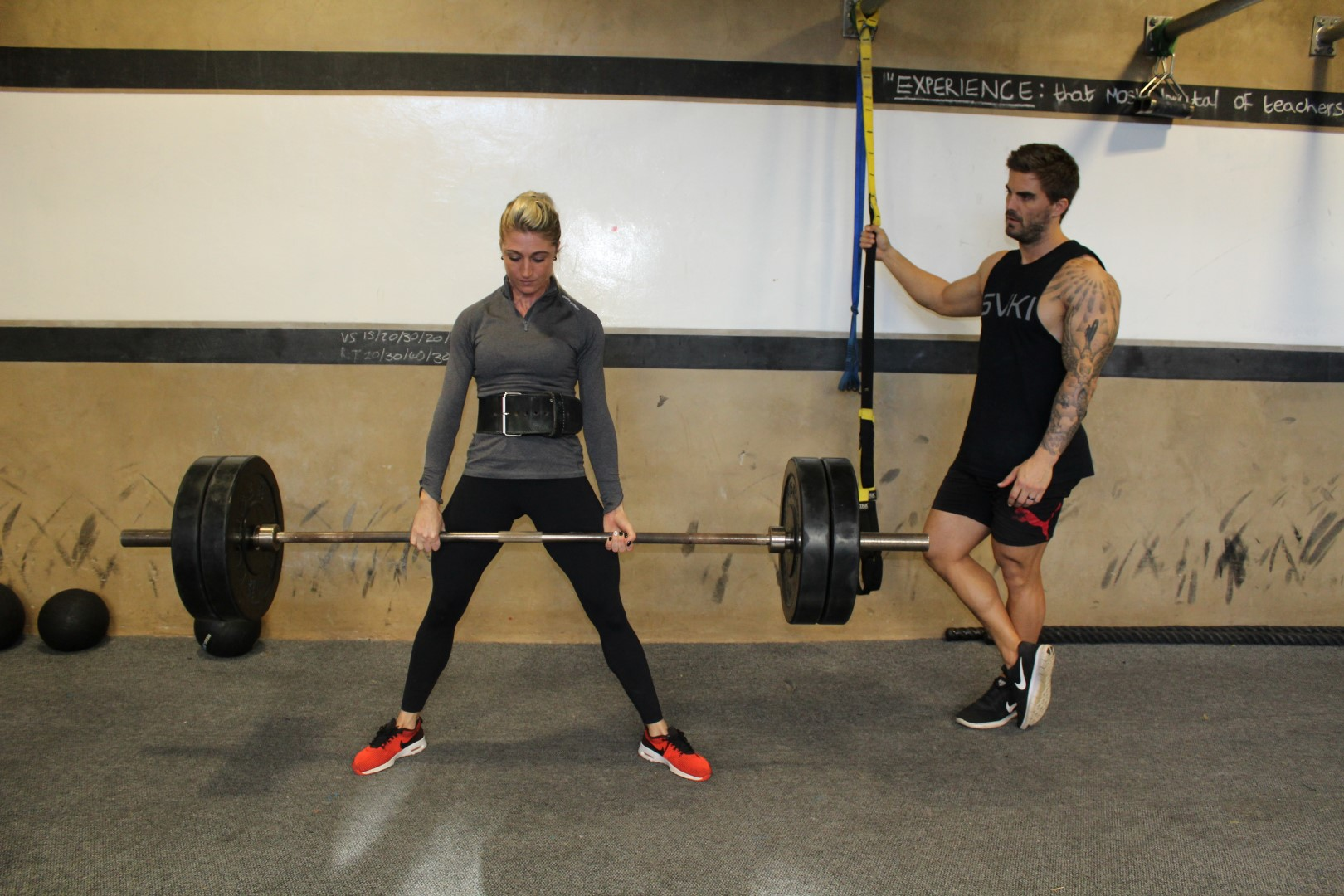 Lil and Scott Kimble recently qualified for the GPC World Powerlifting Champs in Trutnov, Czech Republic in September. Incredibly, Lil broke eight world records at the SA champs which was used a qualifying event.