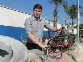 Ward councillor Shaun Ryley is calling on a more proactive approach to the dumping on Acutt Avenue.
