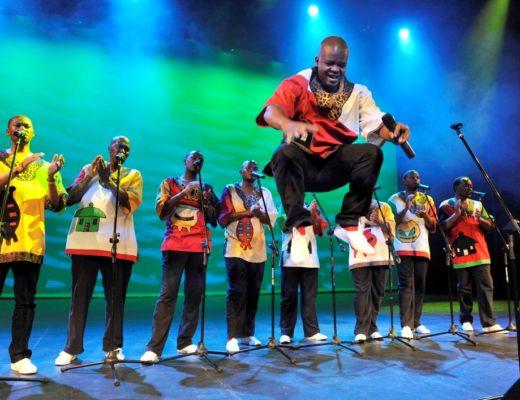 Music legends Ladysmith Black Mambazo will perform.