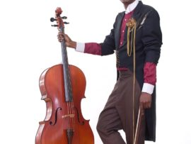 KZN-born composer, cellist and academic, Dr Thokozani Mhlambi is presenting a series of special one-off Durban concerts and events for Heritage Month.