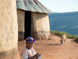 Alfrina Mahlaba is one of the women that have taken it upon themselves to eradicate poverty in their community.
