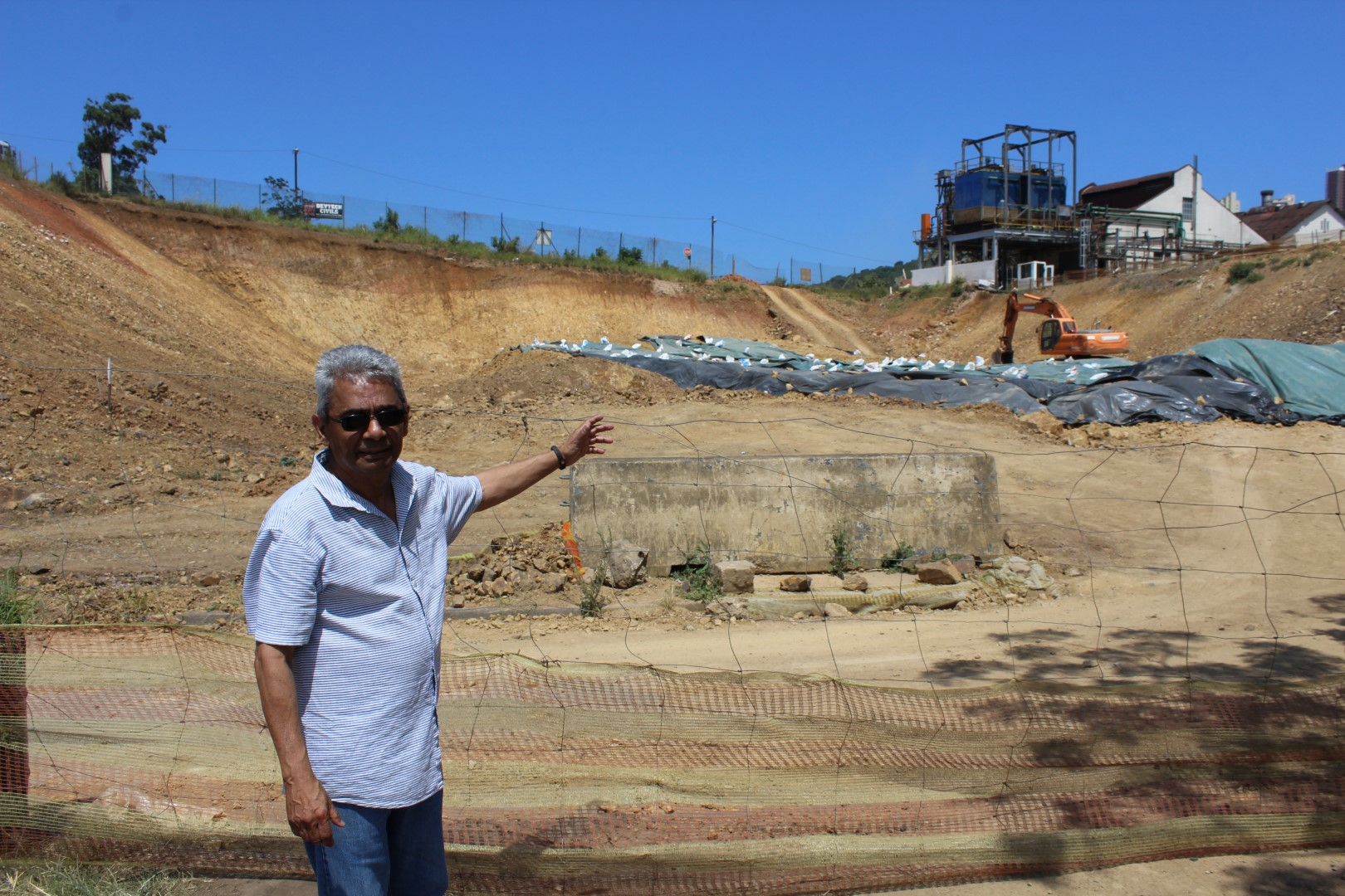 Ward councillor, Bobby Maharajh said work on the re-alignment of Inanda Road was vitally important to alleviating traffic congestion.