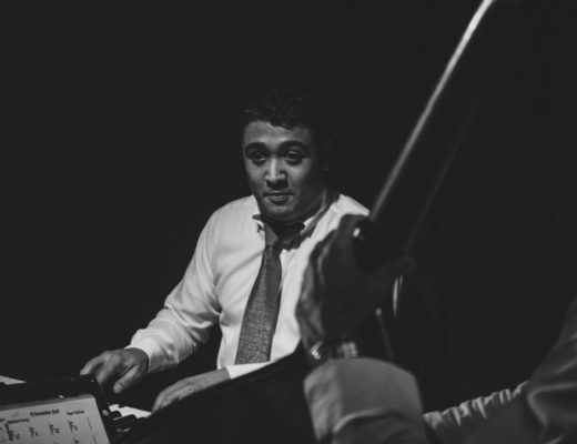 The David Langley Trio will perform at The Jazzy Rainbow on Saturday, 24 February.