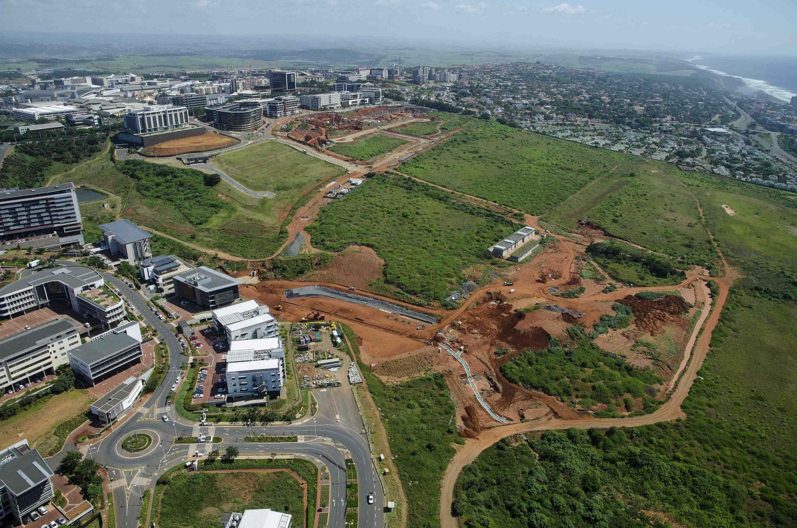 uMhlanga's Ridgeside development takes flight - Northglen News