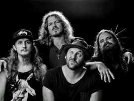Known for their signature style of home-brewed country-folk-blues, Pretoria band The Black Cat Bones will perform a stripped-down acoustic set at Northwood Crusaders Sports Club on Thursday, 29 March, opening for the legendary Brian Finch.