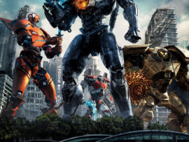 John Boyega leads the fight in this sequel to the chart-topping sci-fi blockbuster: Pacific Rim: Uprising.