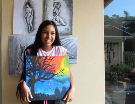 Artist With Autism Illustrates >> Paris Illustrates How To Defy The Odds Northglen News