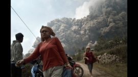 The World's Most Unbelievable Volcanic Eruption Footage