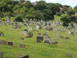 PHOTO: Redhill Cemetery.