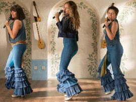 Mamma Mia! Here We Go Again stars a stellar line-up of acting legends and some new stars.