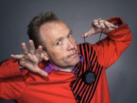 Andre The Hilarious Hypnotist.