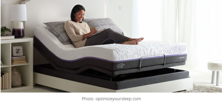 Attirant An Adjustable Bed Might Be Just What You Need To Alleviate Your Discomfort  And Help You Sleep Better. Incorrect Sleeping Posture, Even If It Happens  To Be ...
