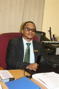 HCM spokesman, Simon April.