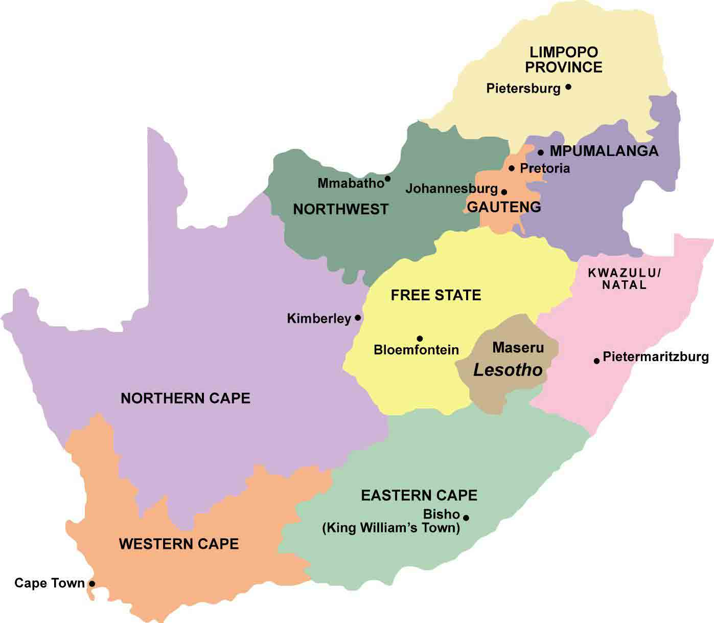 Kzn Scores Low In National Assessment South Coast Herald