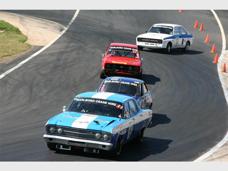 Dezzi Raceway revives track racing in KZN   South Coast Herald