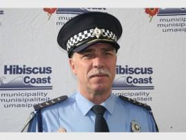 Senior officer, Superintendent Dave Middleton.