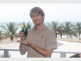 Rodney Ilsley  invites you to try the popular cocktail, The Rainbow.