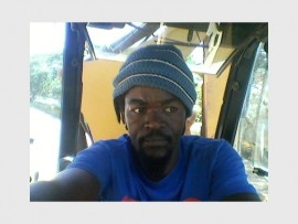Murdered: Menzi Khuzwayo (34) a TLB operator from Mtwalume was found dead in a sugar cane plantation near Hibberdene last week. SUBMITTED