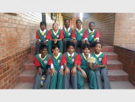 Division winners: The Jai Hind Primary U13 volleyball team (back, from left) Kenan Govindsamy, Tiaan Potgieter, Liliths Nocuze, Trivash Ramdhun, Sibahle Cele, (front) Teegan Badri, Ethan Manisunker, Kreesan Perumal, Nabeel Cassim and Tyrick Sayers will play at district level on August 20.