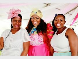 Lumka Pepeta, Siphelele Makhanya and Mumcy Vusani.