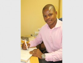 Excellent work: Detective Constable Siboniso Gcaba from Margate's Family Violence, Child Protection and sexual Offences Unit (FCS) was instrumental in investigating two rape cases recently. 9378SN