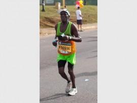 Steady campaigner: Isaac Madlala.