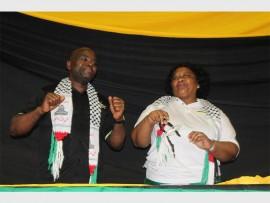 New mayors: Tolomane Myayiza, the ANC's Lower South Coast chairman, will be taking over as Ugu district mayor and Cynthia Mqwebu will be mayor of the new Ray Nkonyeni Municipality (HCM and Izingolweni amalgamated).